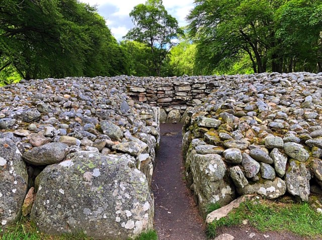 Clava Cairns Inverness