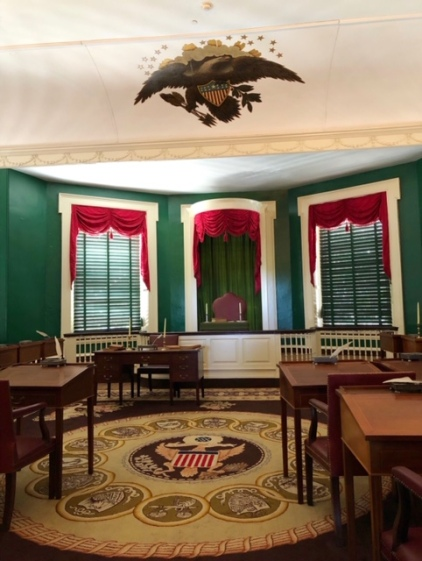 Philly Senate Room