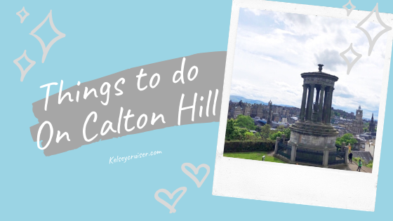 Things to do On Calton Hill