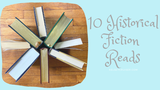 10 Historical Fiction Books